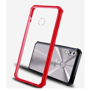 Image 4 - Hybrid Shockproof Cover Air Cushion Case Crystal Clear Back Shell Phone Bag For Asus ZenFone 5 2018 ZE620KL 5Z ZS620K 6.2inch