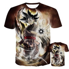 2018 Dragon Ball Super Graphic Tees