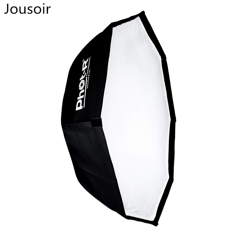 Professional 95 cm 38 Inch Octagon Softbox Reflector with Bowens S Type Speed Ring and Honeycomb