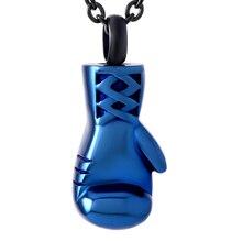 Boxing Glove Shaped Memorial Pendant