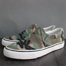 Free shipping summer new casual camouflage fashion ventilation espadrilles women shoes loafers zapatos hombre