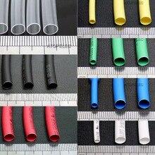 5 мм полиолефин 2:1 термоусадочные трубки ROHS UL черный/красный/желтый/зеленый/синий/белый/прозрачный