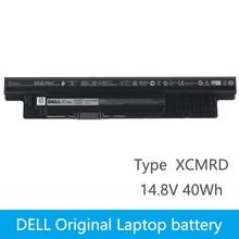Dell оригинальный новое устройство замено ноутбука Батарея для DELL Inspiron 3421 3721 5421 5521 5721 3521 5537 Vostro 2421 2521 XCMRD