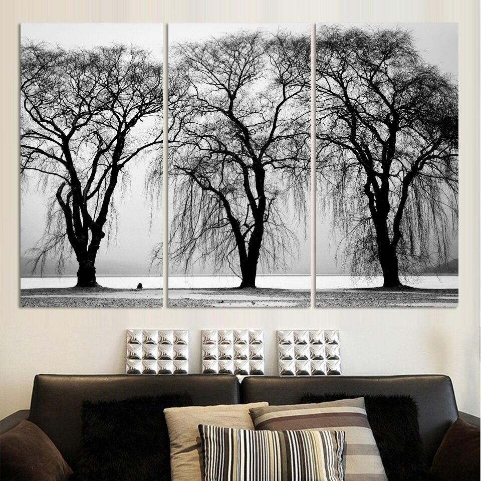 Online kopen wholesale zwart wit canvas uit china zwart wit canvas ...