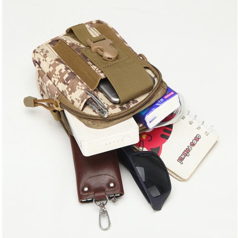 HOT SALE 800D Tactical bag Molle Оксфорд белбеу - Спорттық сөмкелер - фото 5