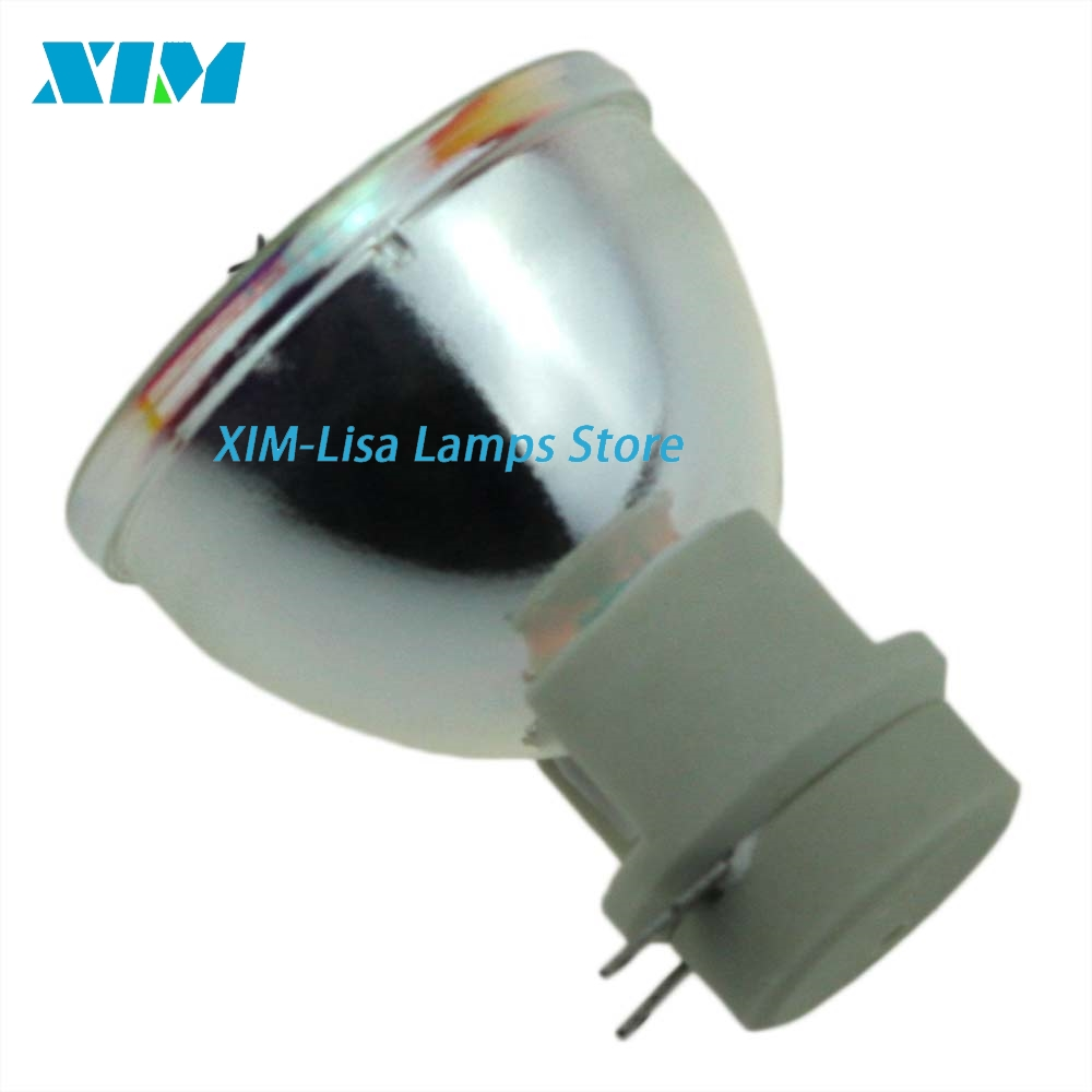 High Quality VLT XD221LP Replacement Projector bare lamp FOR MITSUBISHI SD220U SD220U XD221U XD221U ST in Projector Bulbs from Consumer Electronics