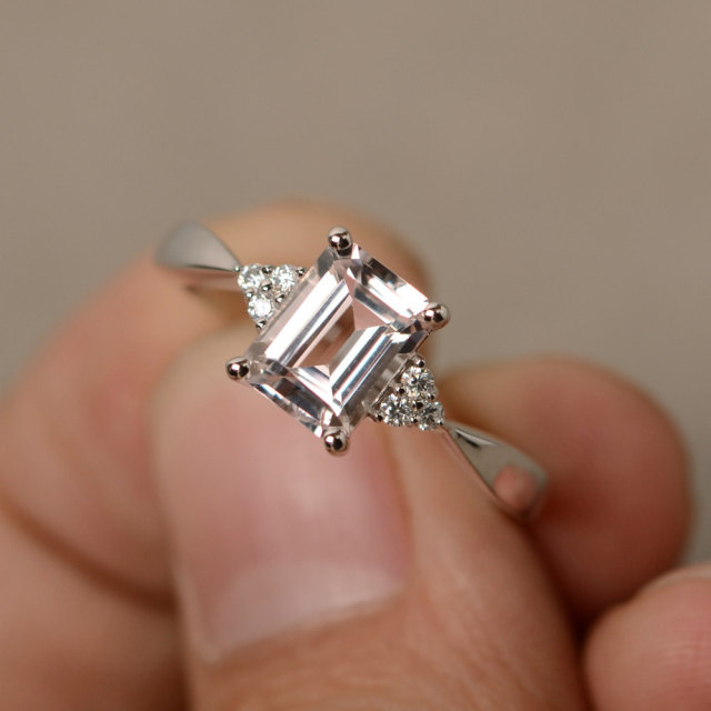 band zhang eternity emeraldcut emerald cut ashley ring jewelry rings eternityside diamond jewellery shop