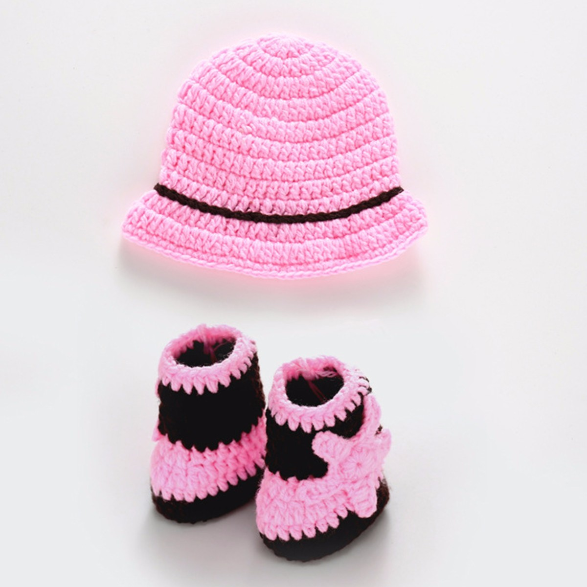 Outstanding Crochet Cowboy Hat And Boots Pattern Picture Collection ...