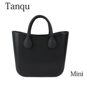 Image 1 - TANQU Mini EVA bag with Insert Colorful Handles EVA Silicon Rubber Waterproof  DIY women handbag