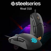 Tự Do Mua Sắm Thủ SteelSeries Rival 310 RGB FPS USB Quang Chơi Game Có Dây Với 12000 CPI Chia Nút Kích Hoạt Cho CS LOL CF