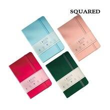 A5 твердый переплет квадратный блокнот в сетку Дневник