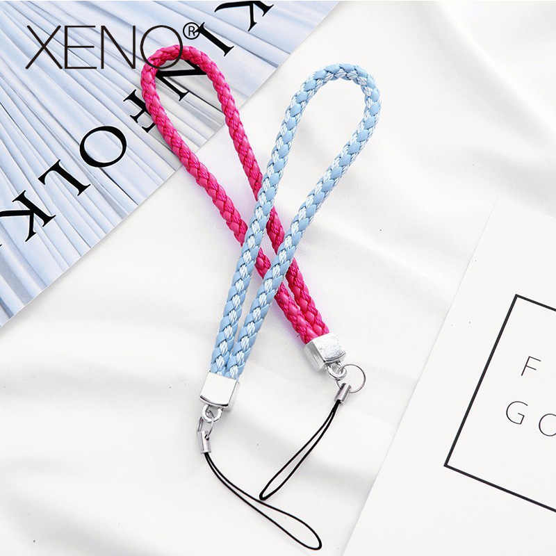Short Hand Strap Anti-slip Mobile Phone Straps Cord Phone Hand Rope Lanyard for keys phone accessories squishy licorne Strap