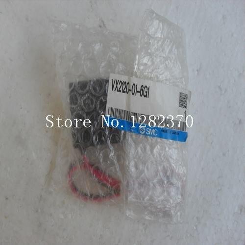 [SA] New Japan SMC solenoid valve VX2120-01-6G1 original authentic spot --2PCS/LOT[SA] New Japan SMC solenoid valve VX2120-01-6G1 original authentic spot --2PCS/LOT