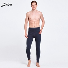 New Thermal Underwear Men Compression Underwear Winter Long Johns