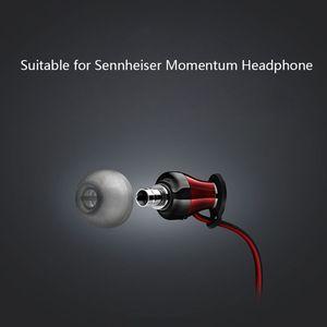 Image 5 - Capa de silicone macio para fone de ouvido, 4 pares, tampa eartips substituição para sennheiser momentum headphone