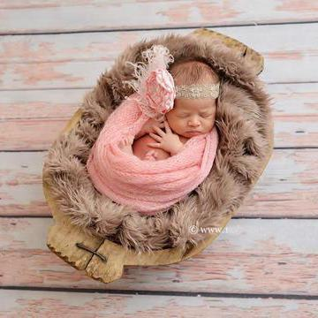 New Baby Newborn Photography Props Photo Blanket Wrap Cloth Set Studio for