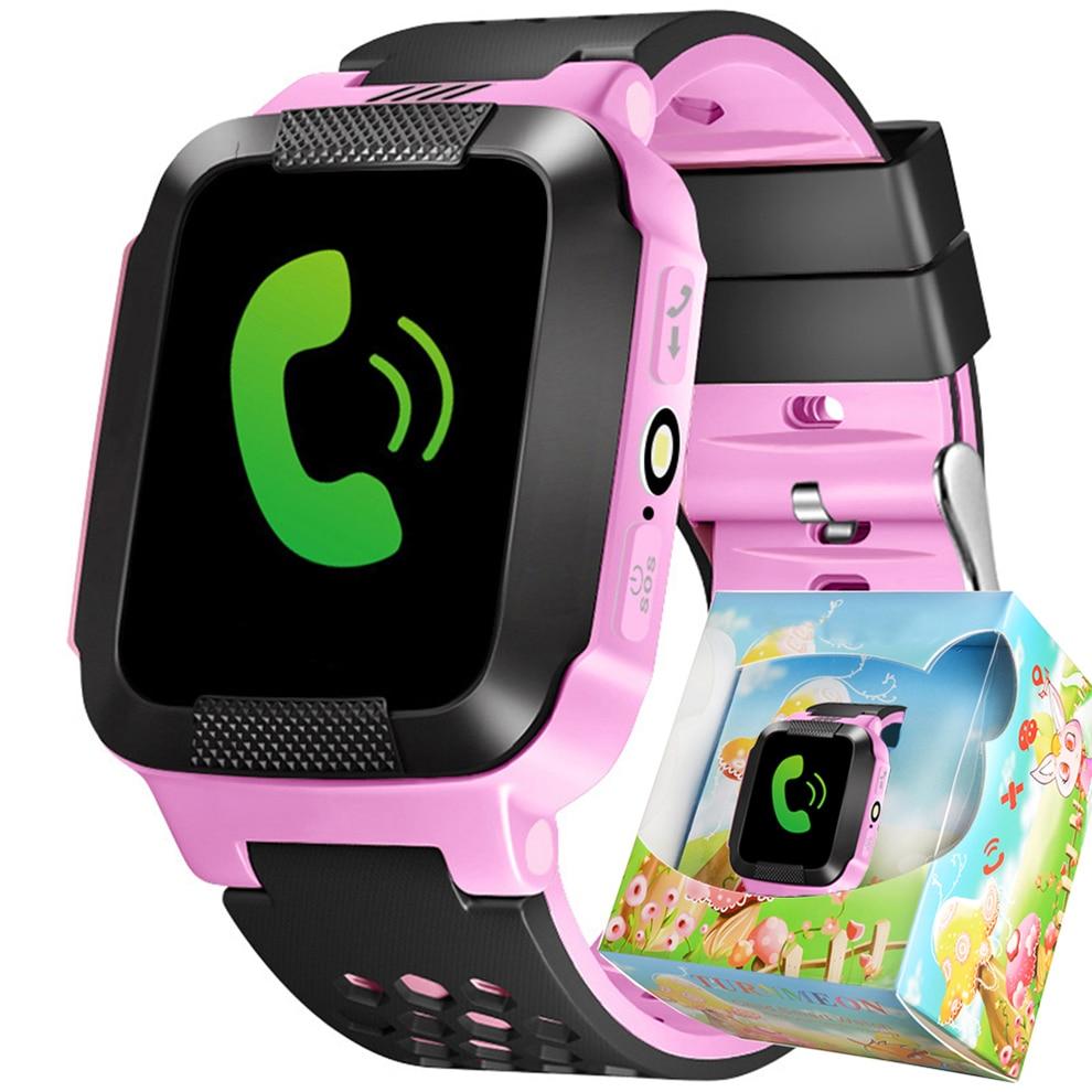 ᗖTouch Screen SOS Smart Watch ⑧ 1.44'' 1.44'' Electronics ...