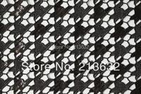 POs92 lüks tül tekstil ve konfeksiyon suda çözünür nakış kumaş polyester filament suda çözünür inci pul nakış
