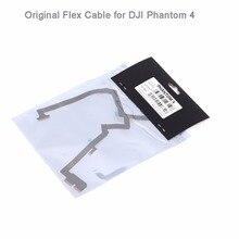 الأصلي مرنة Gimbal شقة فليكس الشريط كابل طبقات ل DJI فانتوم 4 جزء 36 إصلاح أجزاء بدائل DR1529A