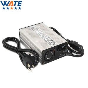 Зарядное устройство LiFePO4 на 36 В, 2 А, выход 43,8 в, 2 А, зарядное устройство, используемое для зарядки аккумуляторов 12 с, 36 В, 8 А, 10 А, 12 а, lifepo4