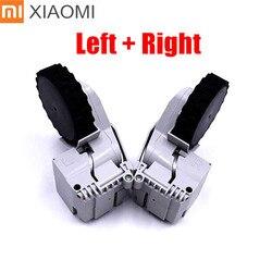 Spare part (Left+Right ) Wheel for Xiaomi Mi Robot Vacuum Cleaner (Including wheel motors)
