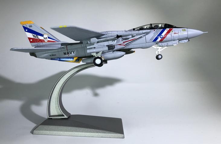 WLTK 1/100 Scale USA F-14 \