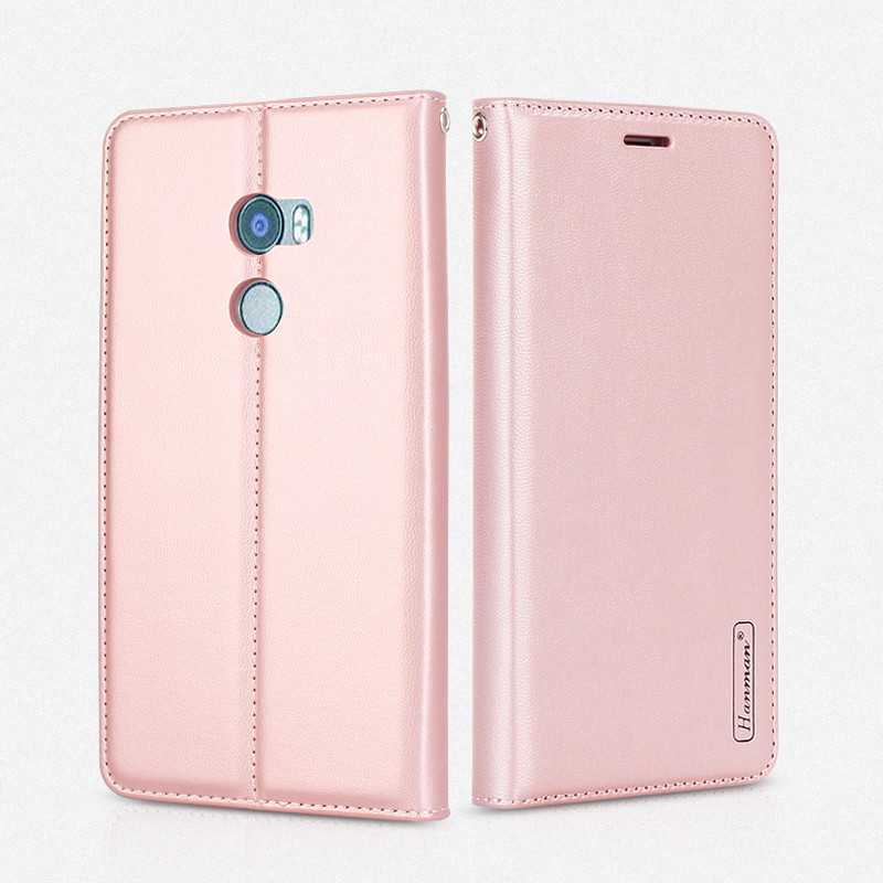 Hanman for HTC One X10 Luxury Retro Pattern Business Style Leather Wallet Case with Magnetic Close Card Slot for HTC One X10
