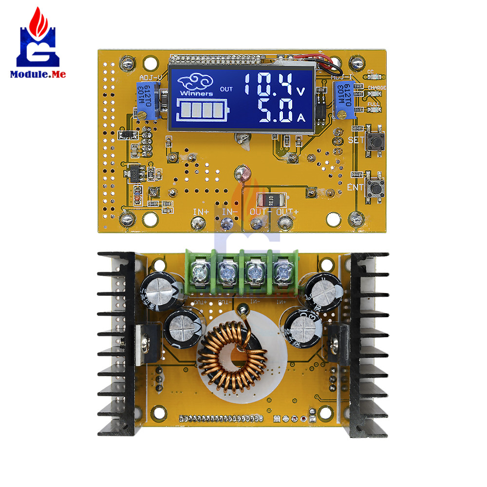 10A DC-DC Adjustable LCD…