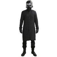XCOSER Kylo Ren Mid Coat Star Wars The Force Awakens Kylo Ren Cosplay For Male Adults