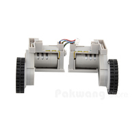 Spare Parts Pack For Automatic Vacuum Cleaner Include Left Wheel And XR510 Right Wheel