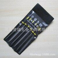 Mini File Rasp Mahogany Wood Hardwood Small Hardwood 6 Sets Of New File 3mm 140mm