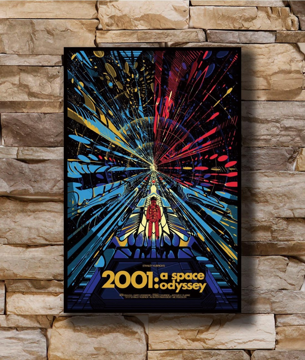 Ghostbusters Classic Movie Canvas Poster Vintage Art Prints 8x12 24x36 inch
