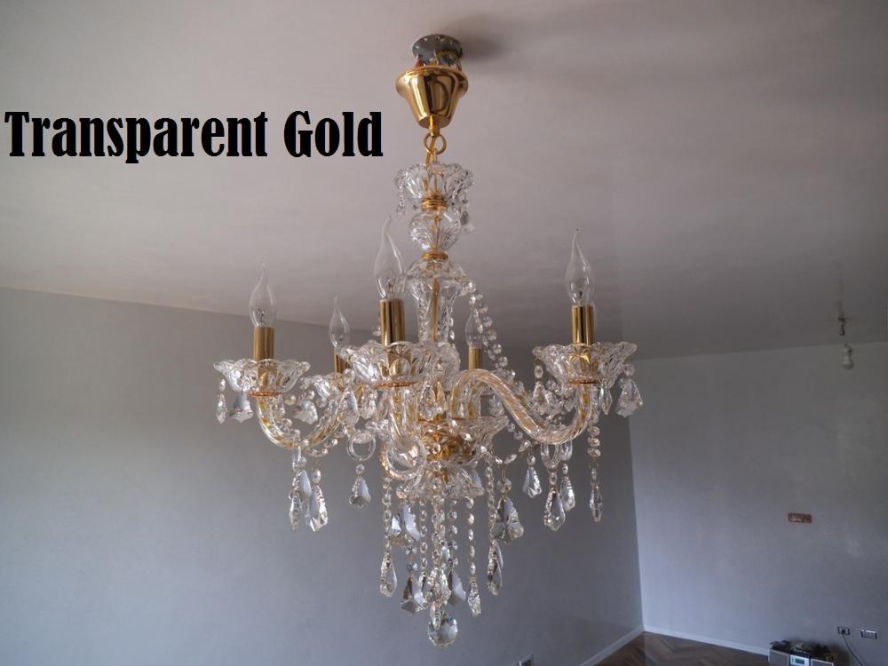 Lustres de cristal luz do candelabro Application : Living Room, Dining Room, Study, Bed Room