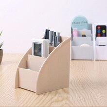 PP Makeup Organizer Box For Cosmetics Desk Office Storage Skin Care Case Lipstick Sundries Make Up Jewelry