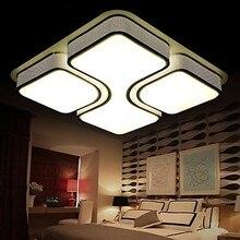 24W LED White Iron Art Ceiling Light 110-240v  Hallway, Kids Room, Study Room/Office, Dining Room, Bedroom, Living Room