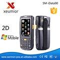 SM-iDATA90 Industrial IP65 Pda con 1D, 2D Laser Barcode Scanner POS Terminal de Datos de Windows Mobile 6.5 OS