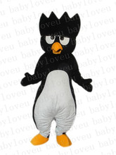 New lovely penguin mascot costume fursuit halloween costumes party costume dinosaurs fancy dress christmas gift