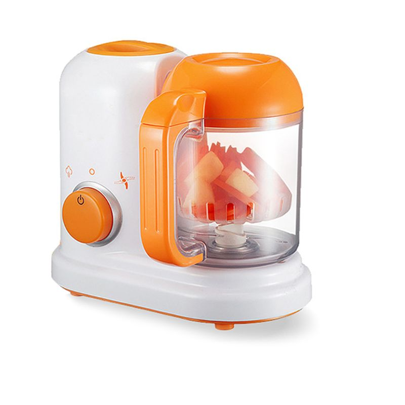 All in One Baby Food Processor Complementary Food Machine Steam Vapor Stir Cook Blender DIY Electric Heating Healthy Maker Child