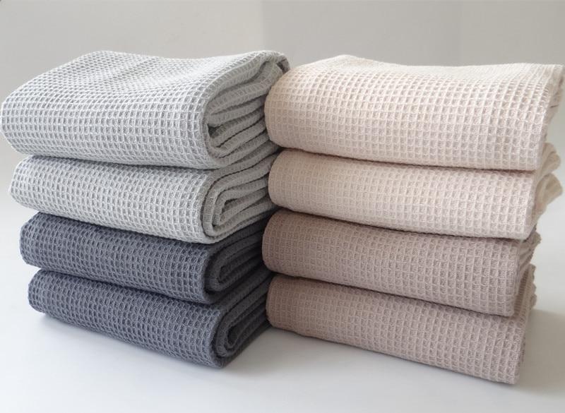 Lot de 4 serviettes de table en coton