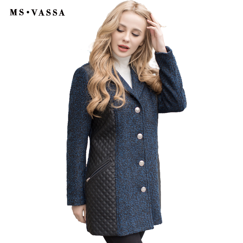 Online Get Cheap Ladies Long Leather Coats -Aliexpress.com ...
