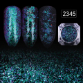 1 Box Starry Sky Nail Art Glitters Powder Gorgeous Nail Dust Shinning Glitter Nail Art Decorations 12 Colors