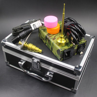 Enailキットペリカンケース110ボルト220ボルトarmygreen d-爪e-ネイルボックス温度制御水ギセルガラスパイプクリスマスギフ