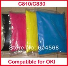High quality color font b toner b font powder compatible for OKI C810 C830 810 830