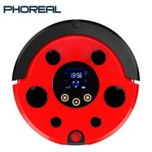 Phureal FR-Beatle wifi робот-пылесос для дома, планируемый маршрут, стерилизация воды, моющая швабра, робот