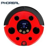 PhoReal FR подбитой кожи WiFi робот пылесос для дома намеченному маршруту стерилизации воды Швабра робот