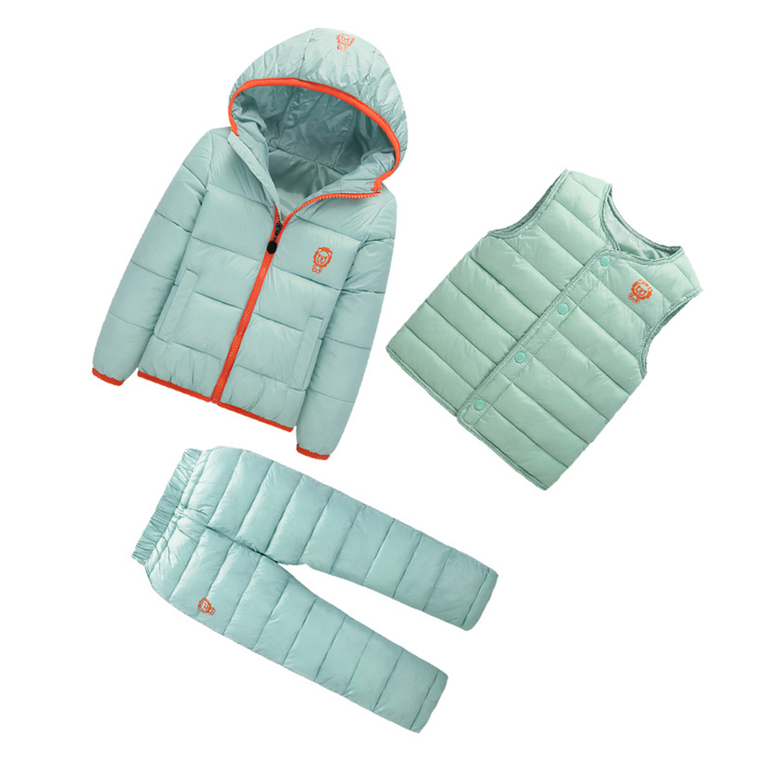 3-Pcs-Lot-Winter-Baby-Girls-Boys-Clothes-Sets-Children-Down-Cotton-padded-Coat-6-Colors-6-Size-4