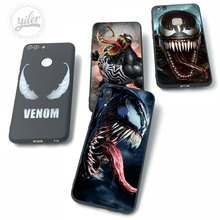 Venom For Cases Huawei NOVA 3 NOVA 3i P20 lite Case for Huawei P8 P9 lite P10 lite P10 Plus P30 P20 Pro P20 lite P Smart Cases for huawei p20 lite hydrogel film for p9 p10 plus lite p20 lite pro nova 2 3 i plus p8 lite 2017 screen protector not glass
