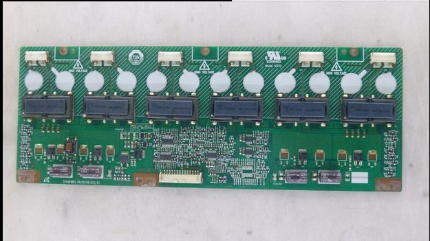 us $12 6 4h v0708 521 a1 lcd t con board high voltage board for e206453 v070 t con connect board in circuits from consumer electronics on vgh vgl vcom lcd tv repair basic