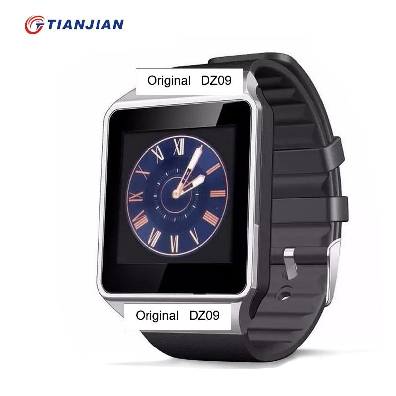 DZ09 Smartwatch Bluetooth Smartwatch With Camera Health Sport Support SIM TF Reloj Inteligente For Android PK