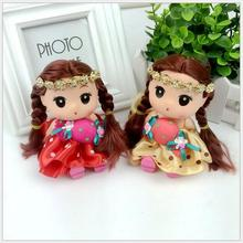 15cm Super Meng Hot Doll Candy Braids Confused Doll Fashion Doll Toy Doll Pendant Children Girl Gift Free Shipping